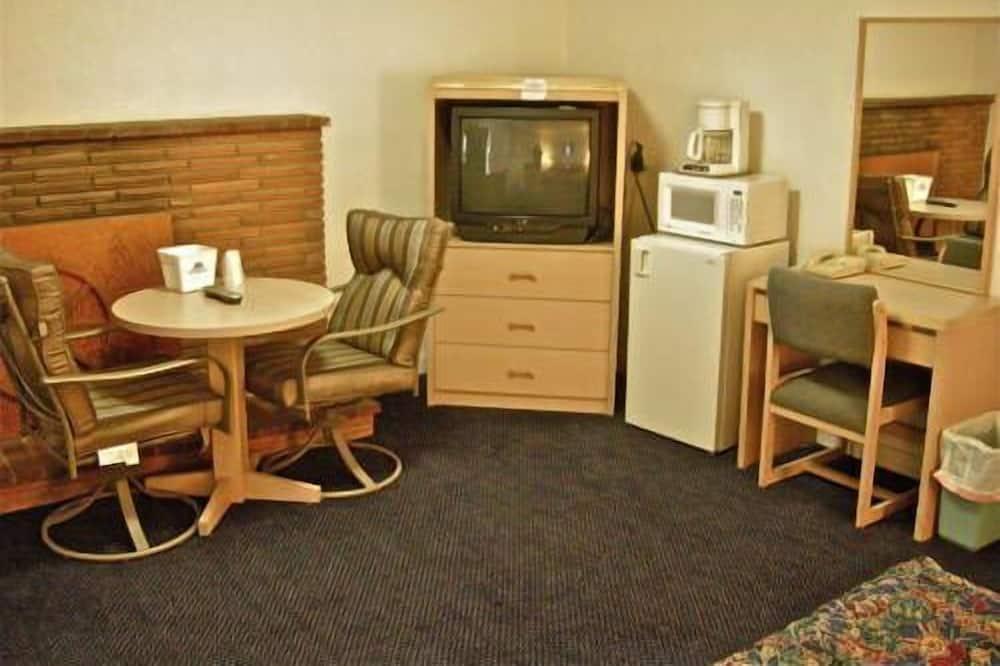 Suite, 2 chambres - Coin séjour