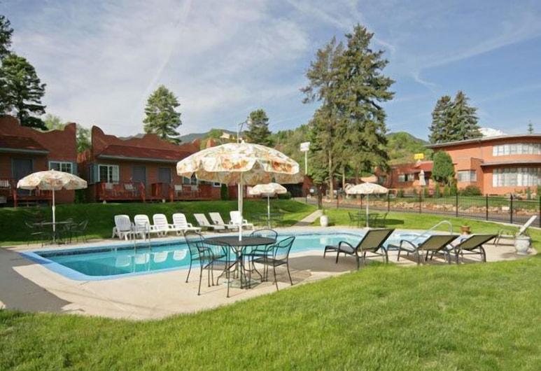 Rainbow Lodge and Inn, Colorado Springs, Basen odkryty