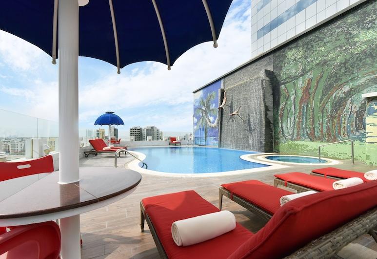 Swiss-Belhotel Seef Bahrain, Manama, Terrass