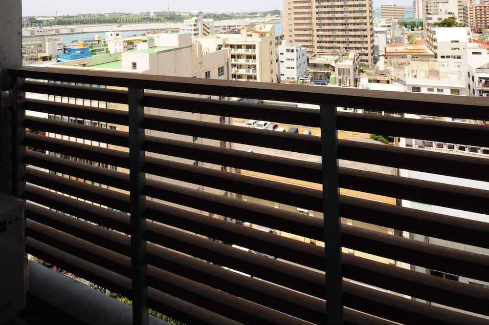 Residential Semi Double Room with Kitchen, Non Smoking (Main Building) - Balcony View