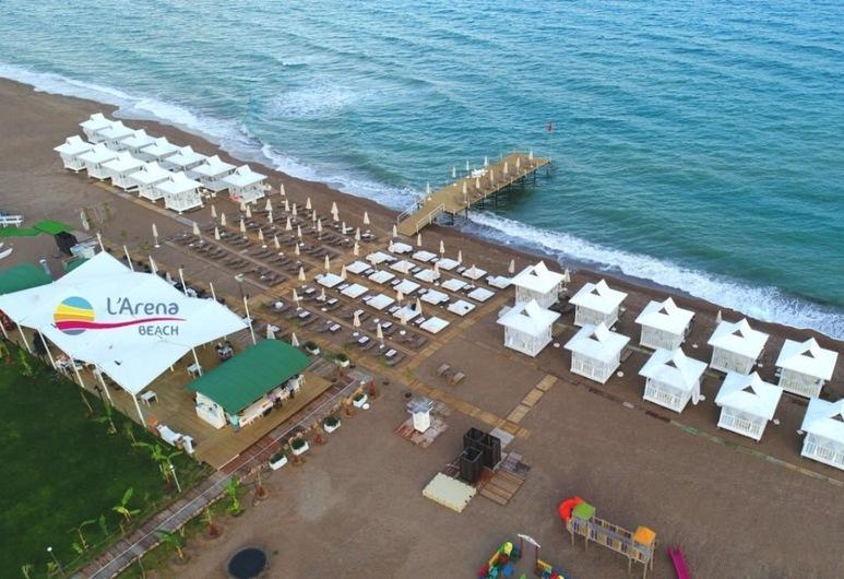 Lara Hadrianus Hotel, Antalya, Strand