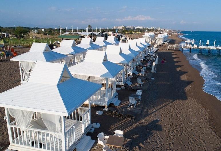 Lara Hadrianus Hotel, Antalya, Beach