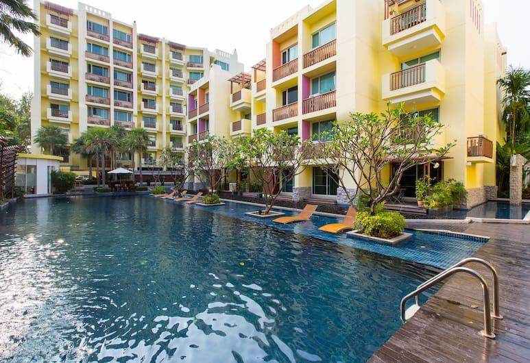 米科諾斯海灘公寓酒店, Hua Hin