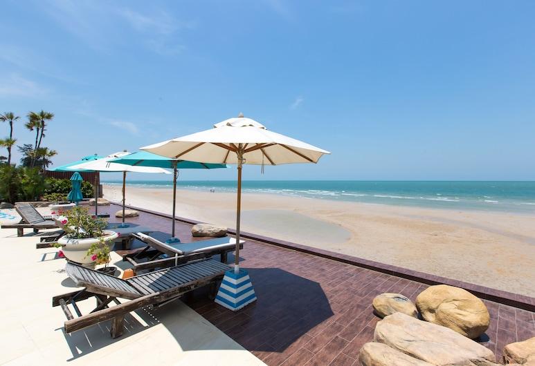 海灘公寓我的度假村, Hua Hin, 海灘