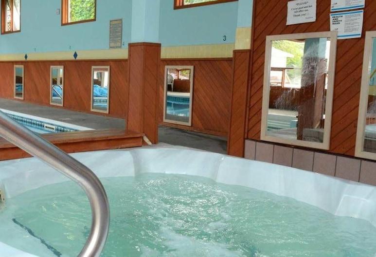 Kings Motor Inn, Kamloops, Bathtub Spa Dalam Ruangan