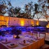Vonkajšie svadobné priestory