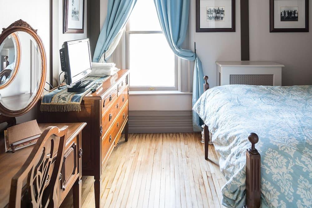 客房, 1 張標準雙人床, 共用浴室 (Polo Room 6) - 客廳
