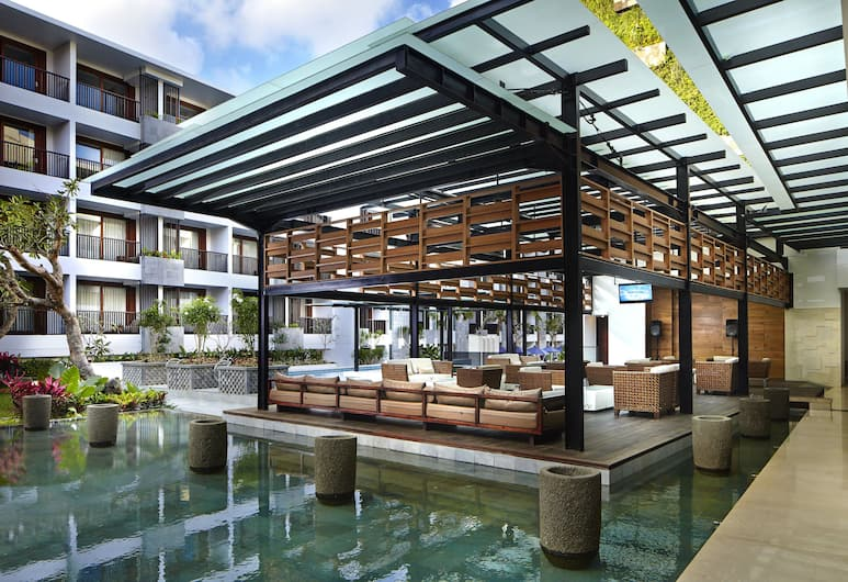 Courtyard By Marriott Bali Seminyak Resort, Seminyak, Bar Hotel