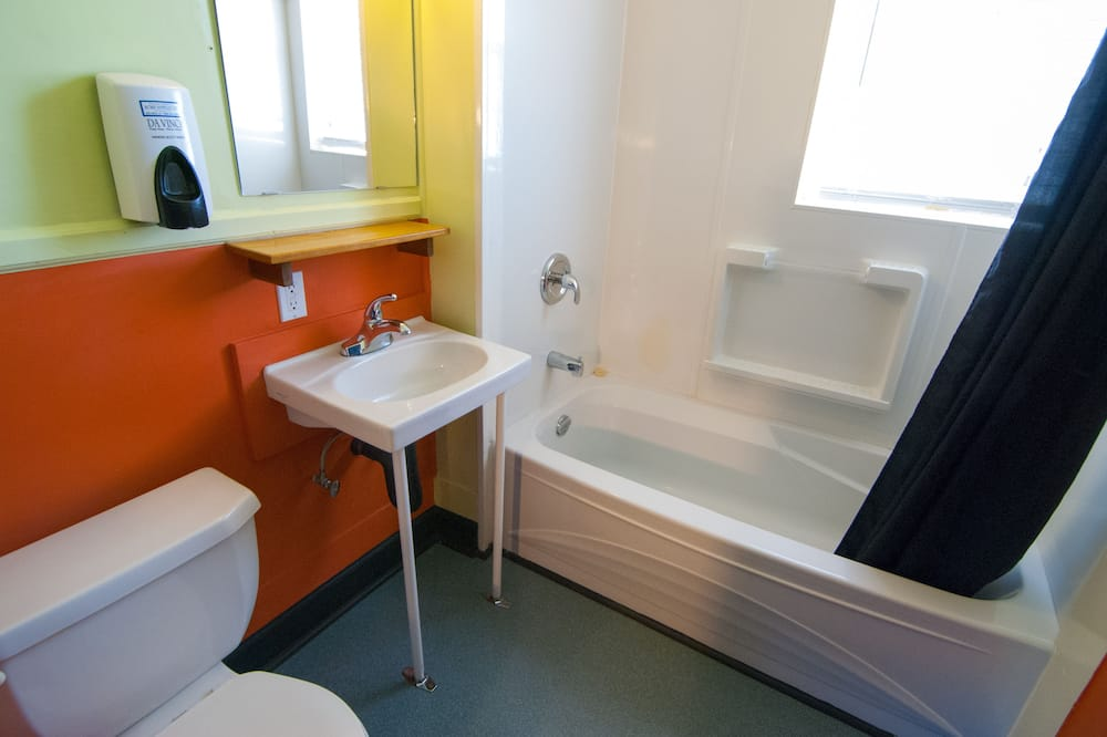 Soba, 1 queen size krevet, privatna kupaonica - Kupaonica