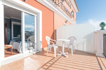 Málaga bölgesindeki Hotel Romerito resmi