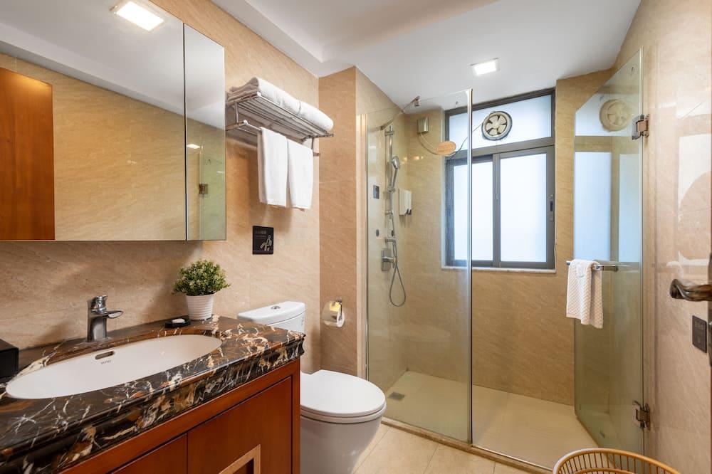 Deluxe suite, 1 queen size krevet - Kupaonica