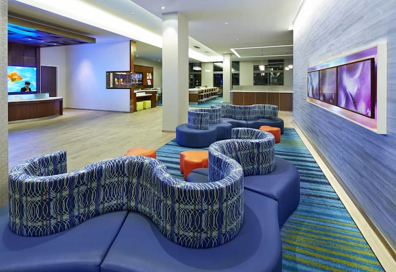 SpringHill Suites by Marriott at Anaheim Resort/Conv. Cntr, Anaheim, Tiền sảnh
