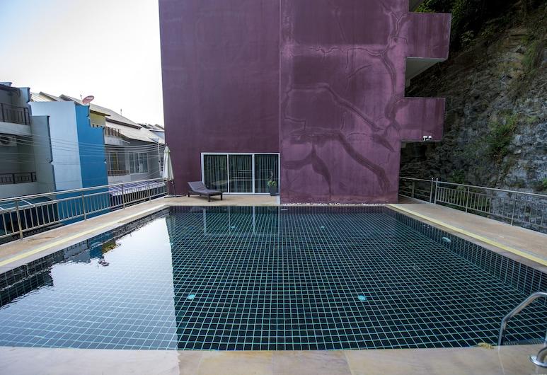 Aonang Mountain View Hotel, Krabi, Outdoor Pool