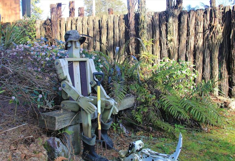 Rotorua Hideaway Lodge, Rotorua, Κήπος