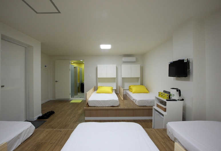 南山 24 號旅館, 首爾, 共用宿舍, 僅限女士 (Ondol), 客房