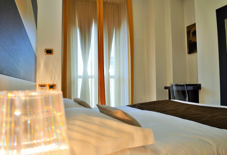 Orologio Living Apartments, Turín, Apartamento, 1 dormitorio, Habitación