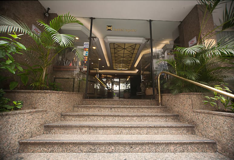 Hotel Plaza Apolo, Sao Paulo, Hótelinngangur