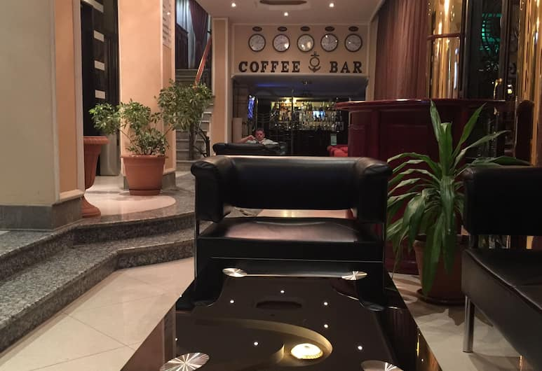 Hotel Lobelia, Addis-Abeba, Salon de la réception