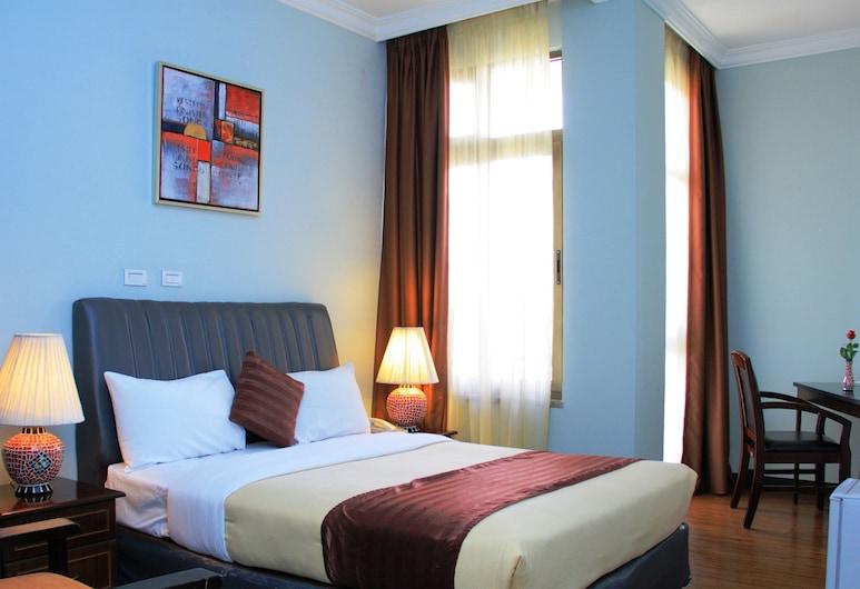 Hotel Lobelia, Addis Ababa, Standard Double Room, Guest Room