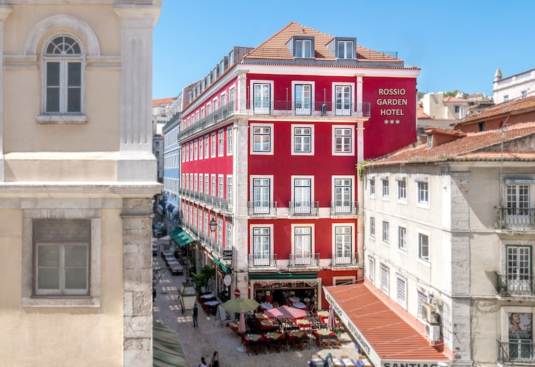 Rossio Garden Hotel, Λισσαβώνα