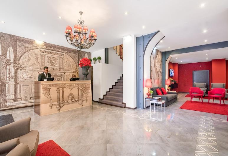Rossio Garden Hotel, Ліссабон, Фойє