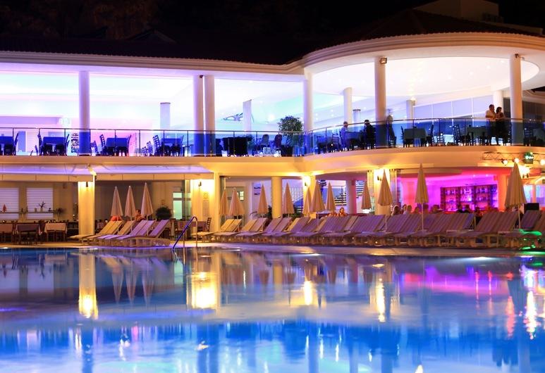 Montebello Resort & Spa – All Inclusive, Fethiye, Outdoor Pool