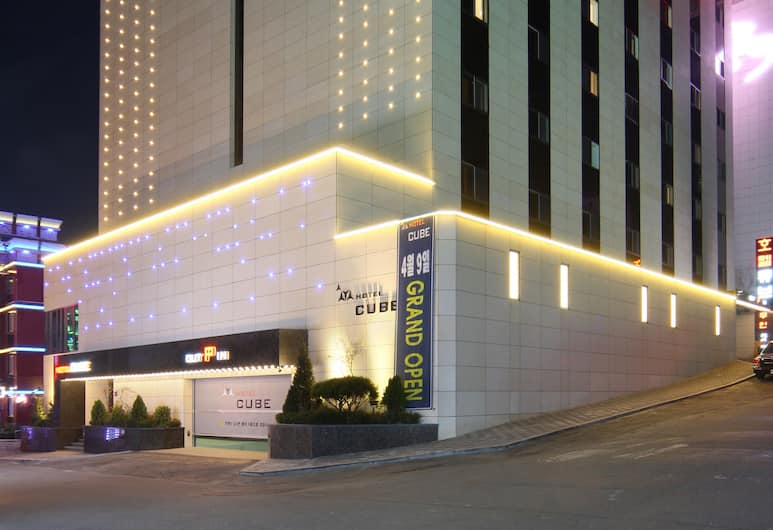 Hotel Cube Songdo, Incheon