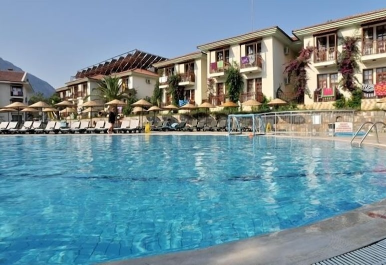 Hotel Telmessos – All Inclusive, Fethiye, Buitenzwembad