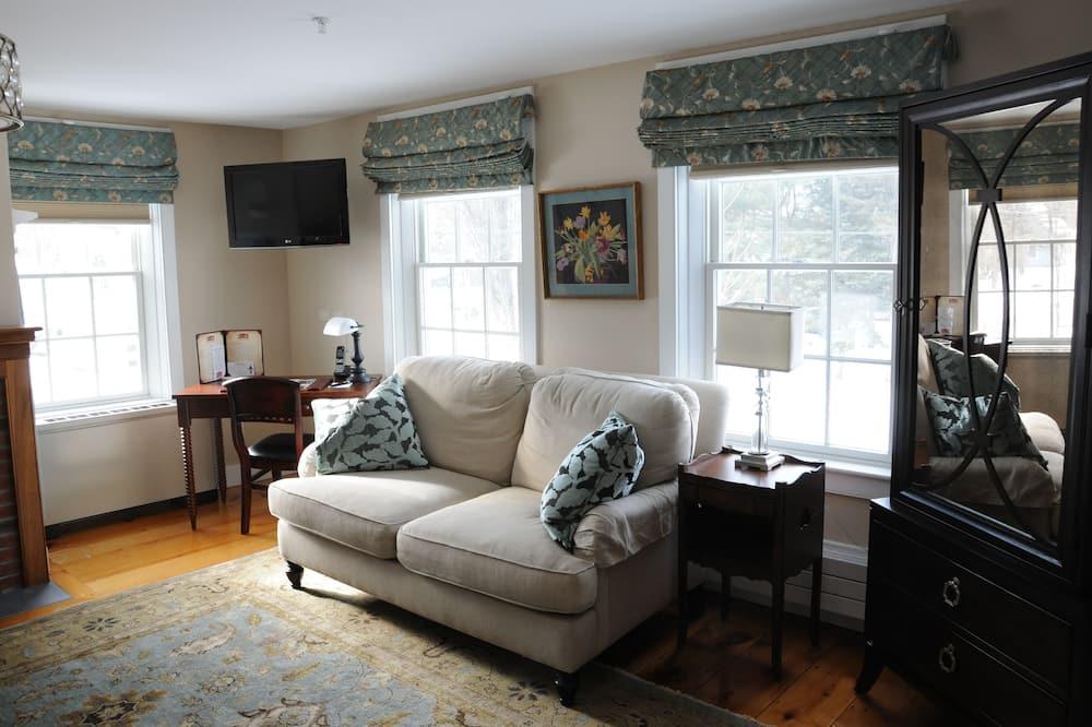 Habitación Deluxe - Zona de estar
