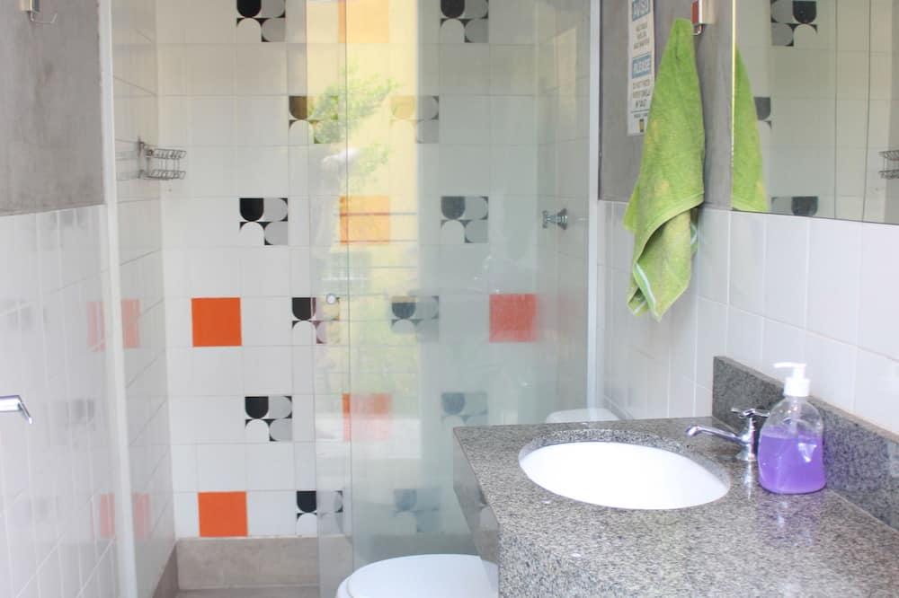 Standard Double Room, Shared Bathroom - Bathroom
