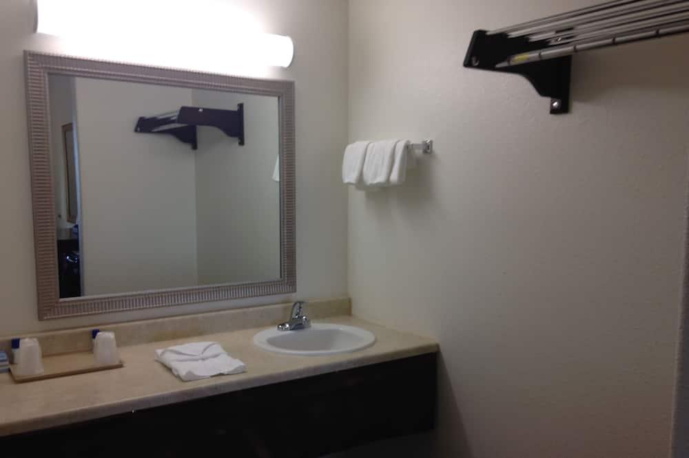 Двомісний номер «Делюкс» - Ванна кімната