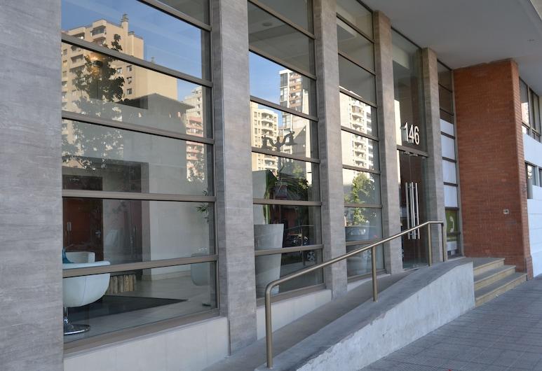 聖伊西德羅公寓, 聖地牙哥, 住宿入口