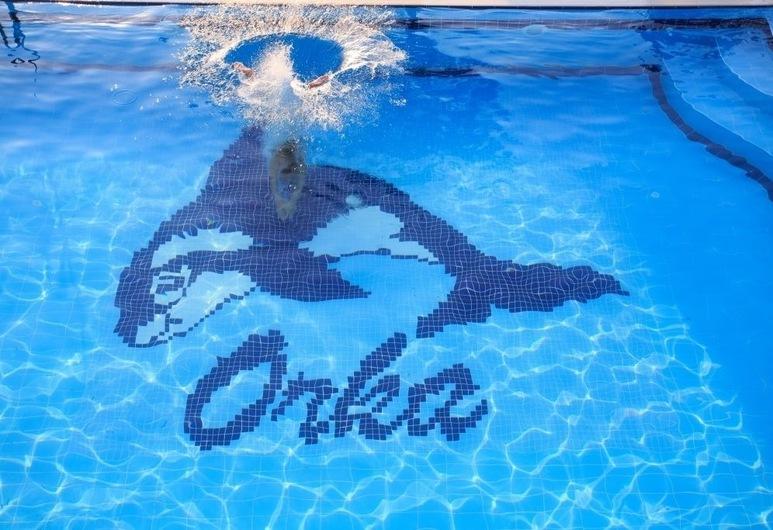 أوركا كلوب هوتيل آند فيلّاز, فتحية, حمّام سباحة خارجي