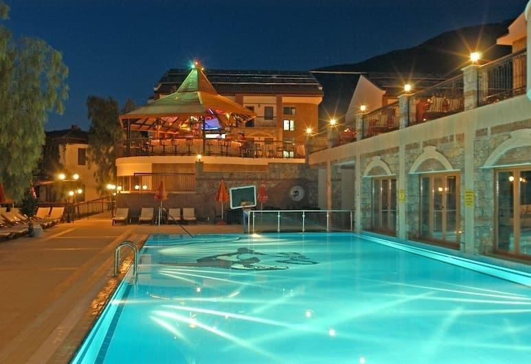 Orka Club Hotel & Villas, Fethiye, Açık Yüzme Havuzu