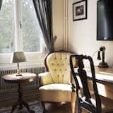 חדר סטנדרט זוגי, מיטת קווין - אזור מגורים