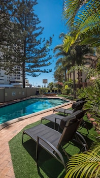 Fotografia do Trickett Gardens Holiday Inn em Surfers Paradise