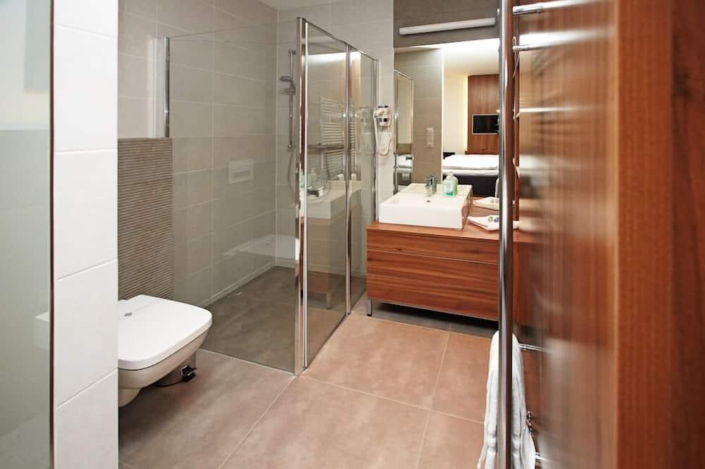 ダブルルーム - バスルーム