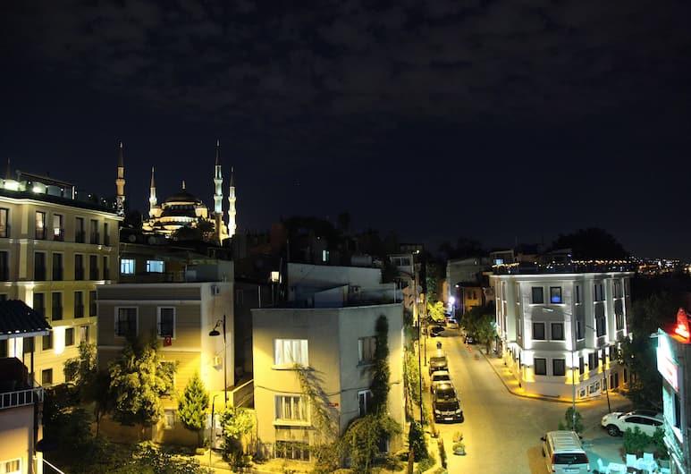 カテルヤ ホテル, イスタンブール, 外装