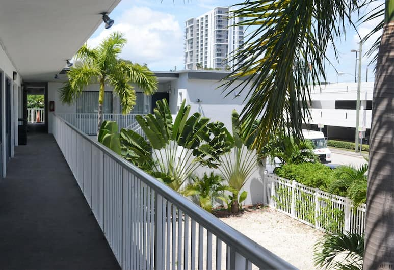 Wishes Hotel Biscayne, Miami, Lorong