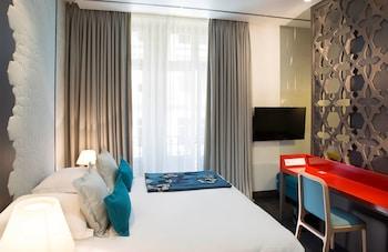 Strazburg bölgesindeki Hotel D Strasbourg resmi