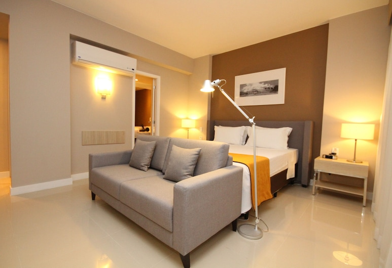Promenade Link Stay, Rio de Janeiro, Junior Suite, Guest Room