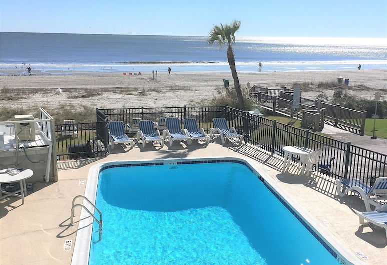 The Beverley Beach House, Myrtle Beach, Pool