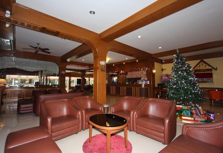 Sabai Inn, Pattaya, Lobby Sitting Area