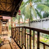 """KUBO"" Native Hut - Balkon"