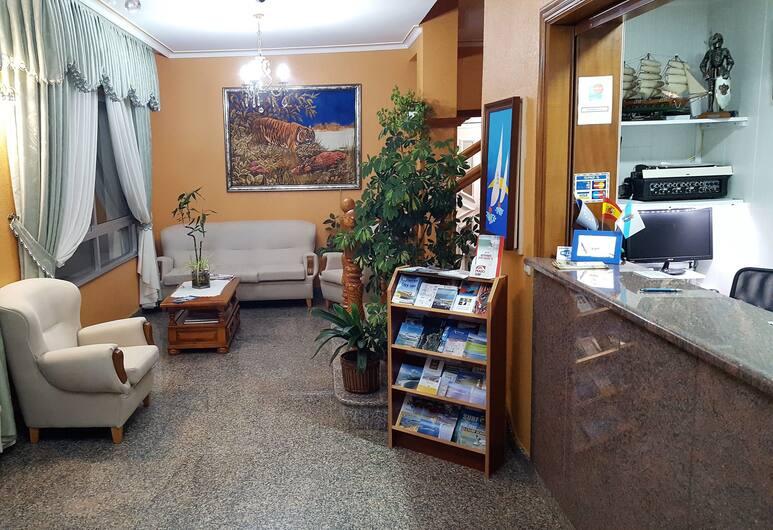 Hotel La Costera, Sanxenxo, Reception