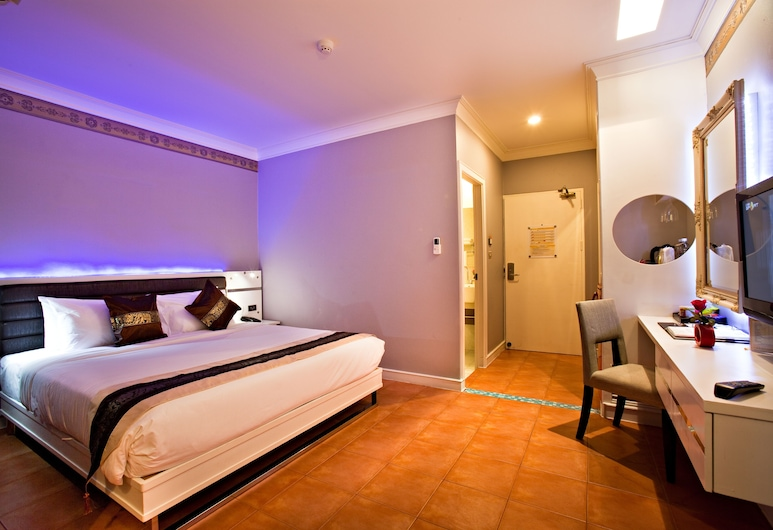 C & N Hotel Patong, Patong, Studio, 1 Double Bed, Guest Room