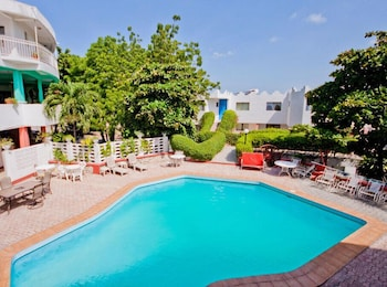 A(z) Habitation Hatt Hotel hotel fényképe itt: Port-au-Prince