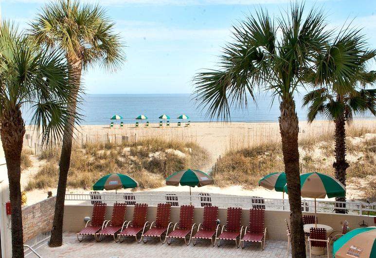 Desoto Beach Bed & Breakfast, Tybee Island, Buitenzwembad