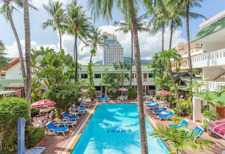 The Expat Hotel, Patong, Outdoor Pool