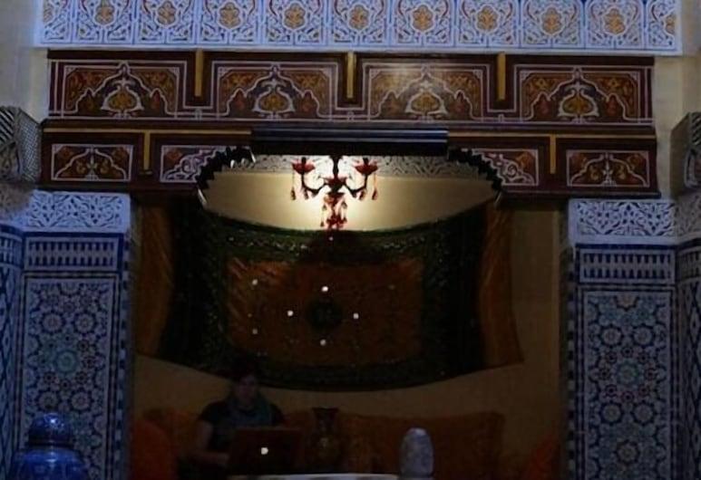 Riad Doha, Fès, Terrasse/Patio
